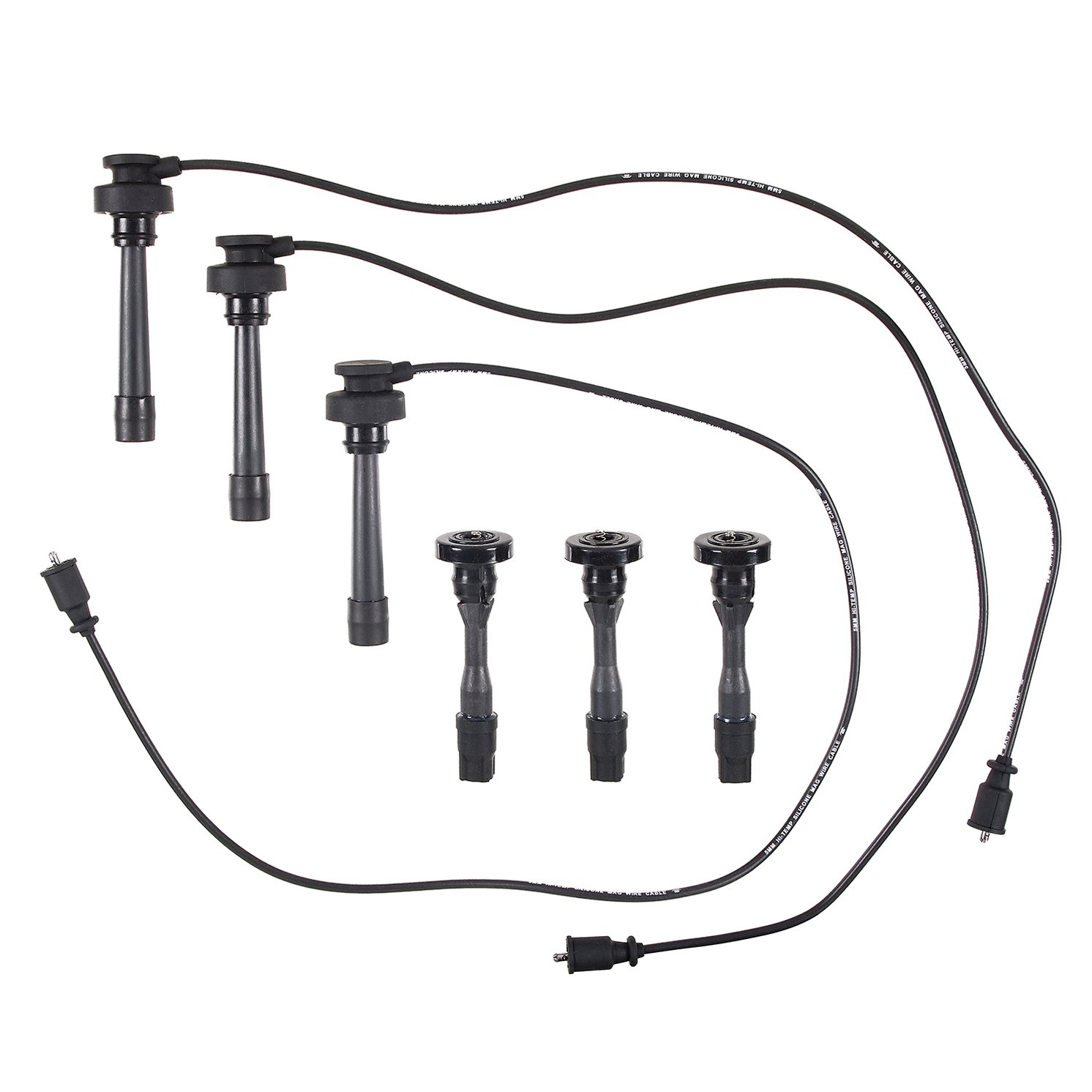 Proconnect Spark Plug Wire And Coil Boot Kit