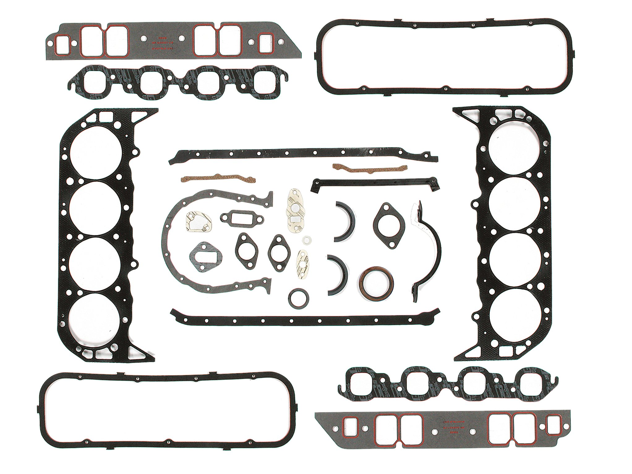 Mr Gasket Mrg Mr Gasket Ultra Seal Overhaul Gasket Kit