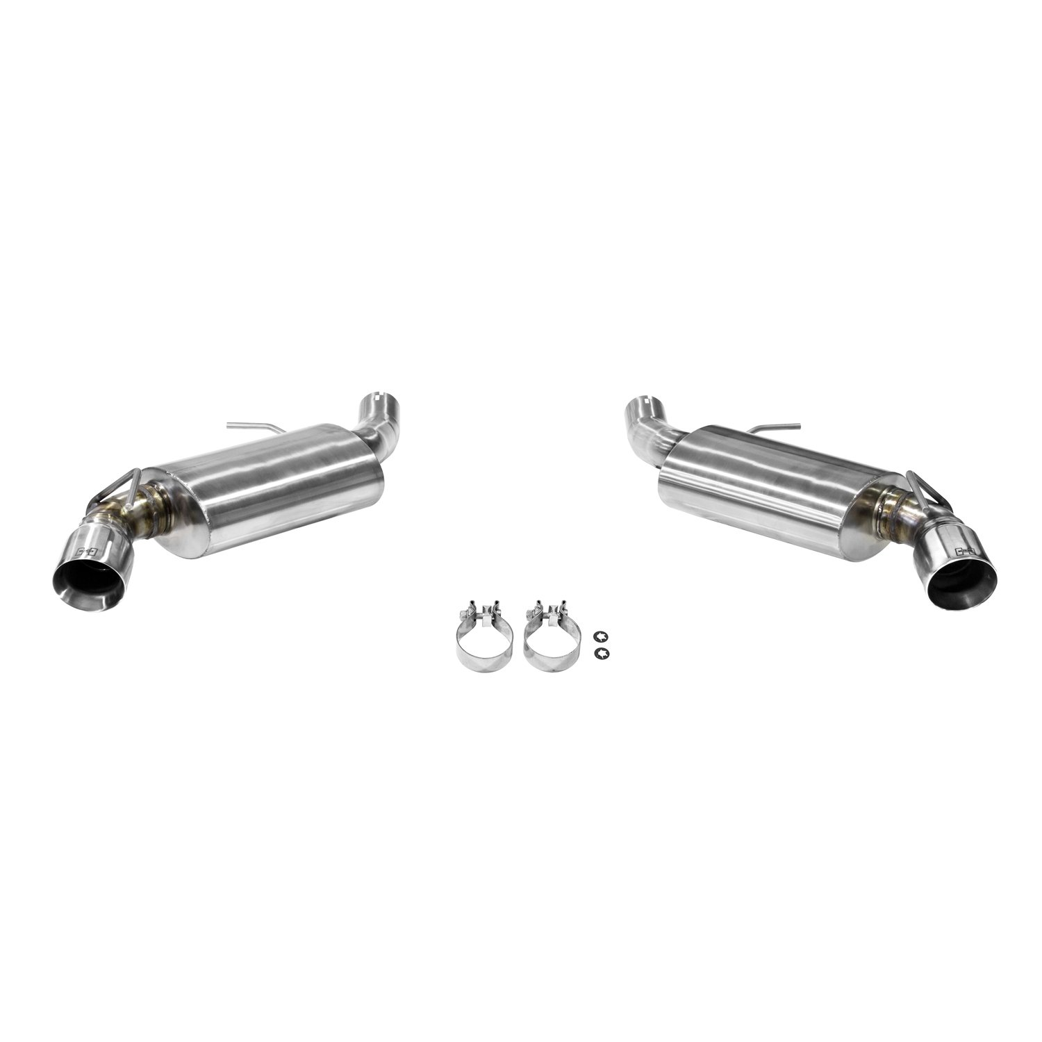 Hurst Hurst Elite Series Axle Back Exhaust System