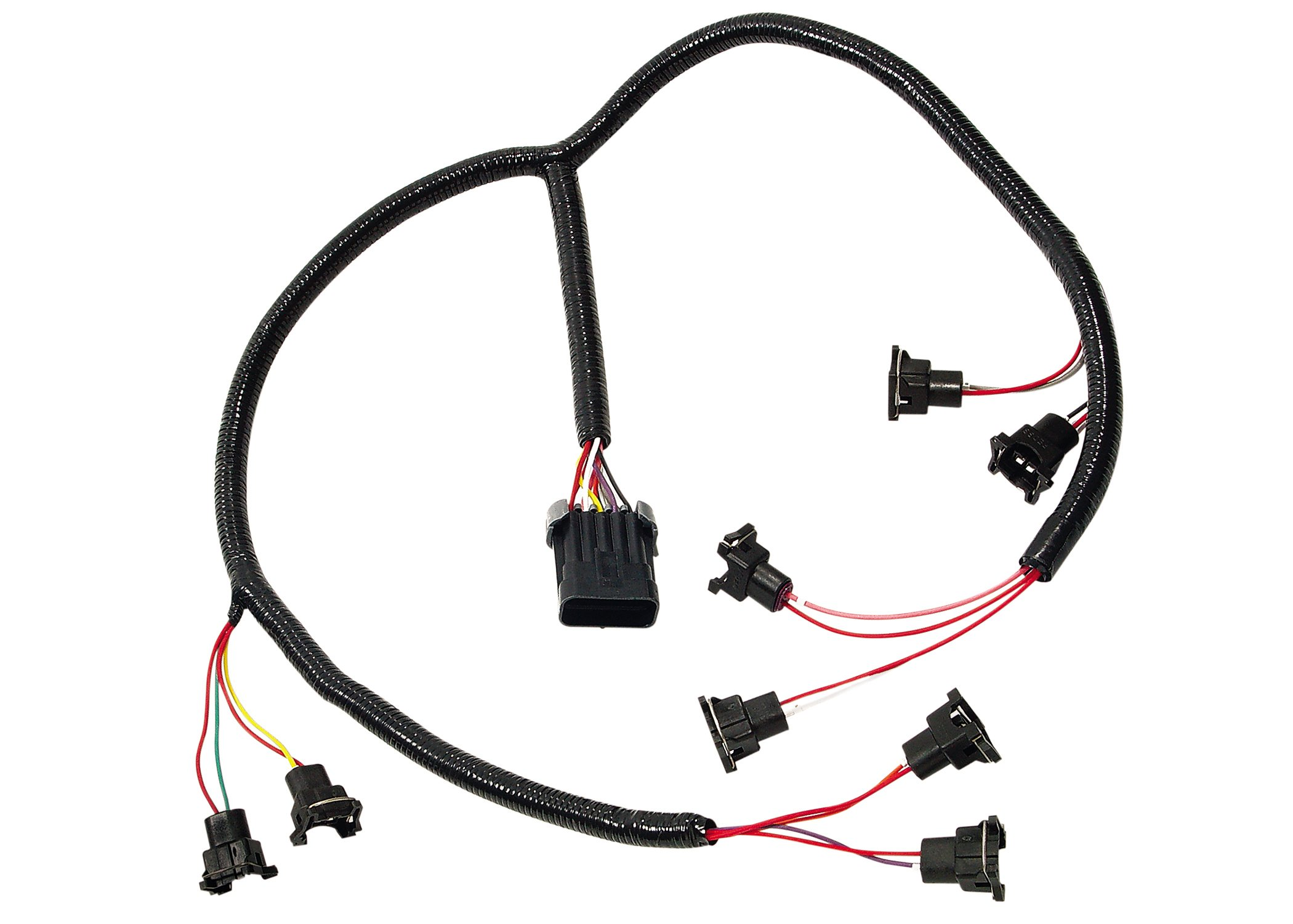 Accel Chevy Injector Harness