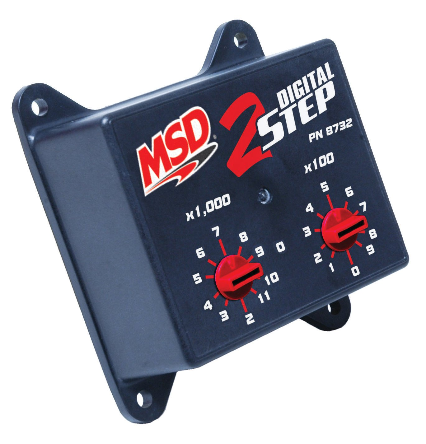 Msd 2 Step Rev Control For Digital 6al Pn Or