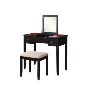cherry makeup vanities bedroom