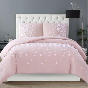 floral pink comforters bedding