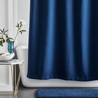 green shower curtains shower