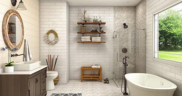 Explore Coastal Bathroom Styles For Your Home