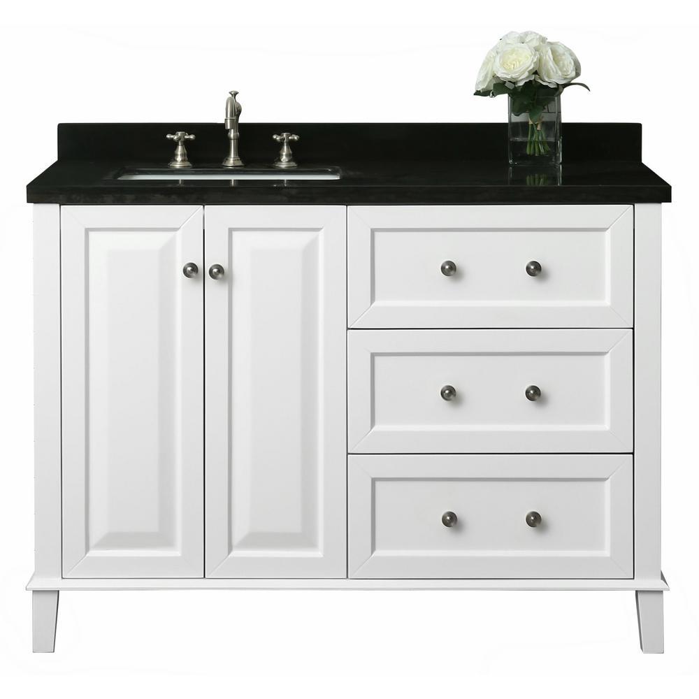 60 inch bathroom vanity single sink