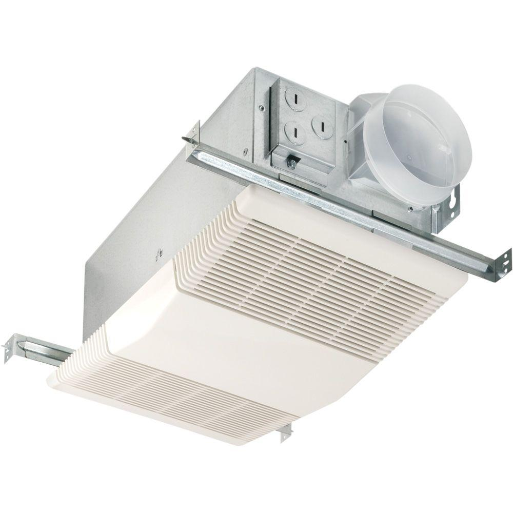 reviews for broan nutone heat a vent 70 cfm ceiling bathroom exhaust fan with 1300 watt heater 605rp the home depot