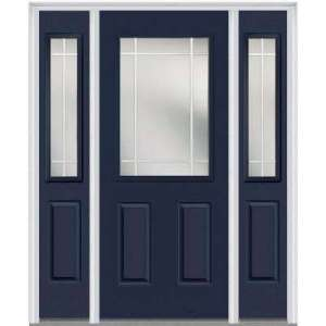 Single door with Sidelites   Steel Doors   Front Doors   The Home Depot 64