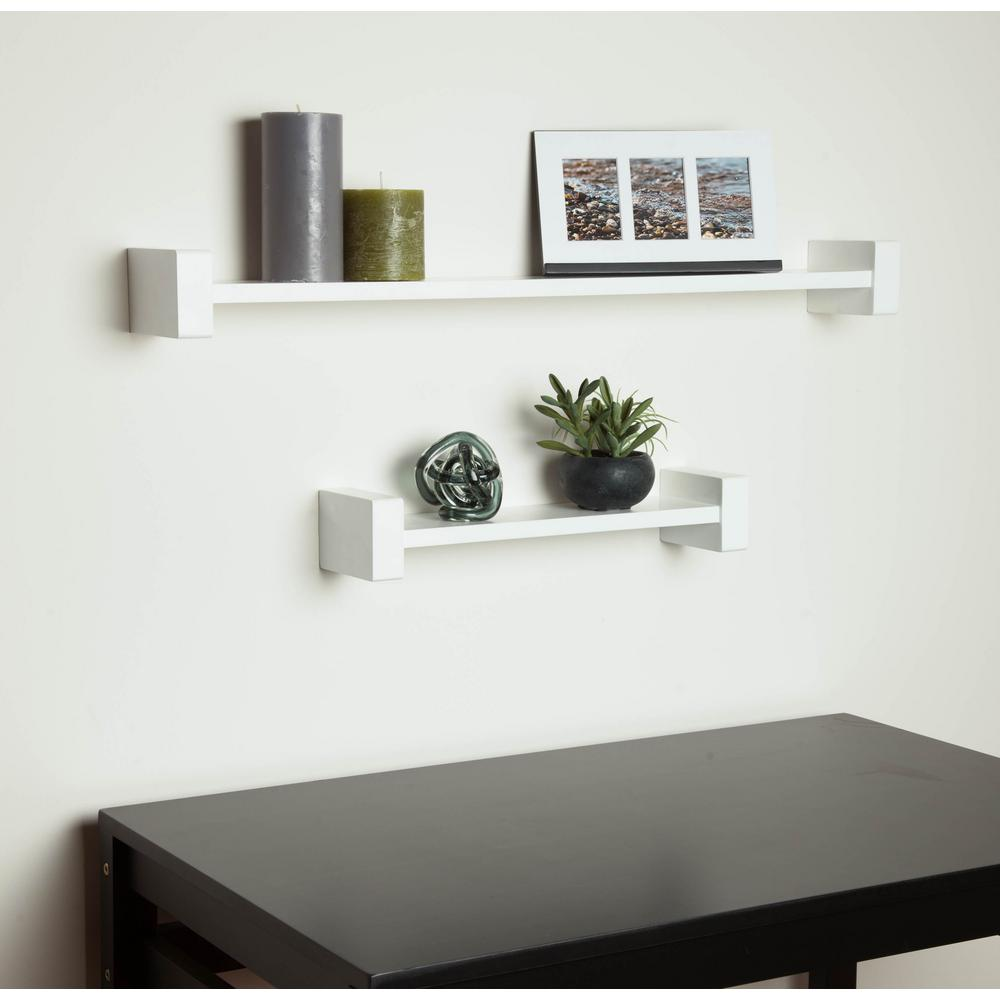 Home Depot Decorative Shelves