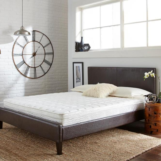 Rest Rite Twin Hybrid 8 In Medium To Firm Mattress Rr8008tw The Home Depot