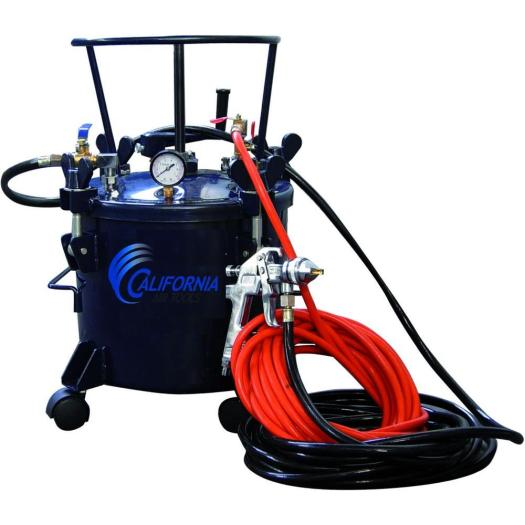 5 Gal Pressure Pot Paint Sprayer