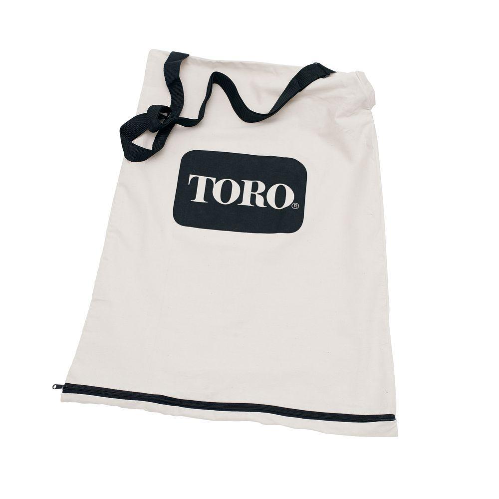 Toro Leaf Bag Zipper