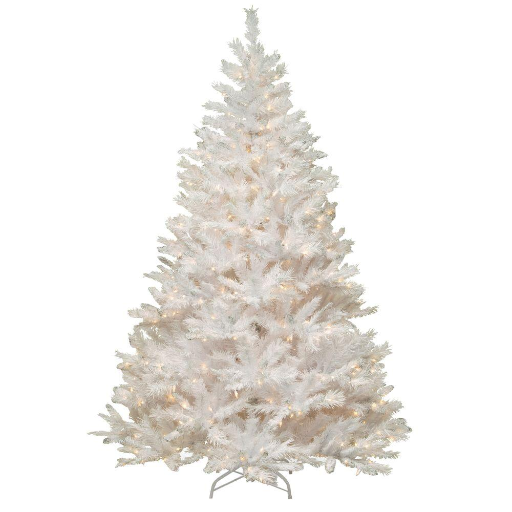National Tree Company 7 Ft Winchester White Pine