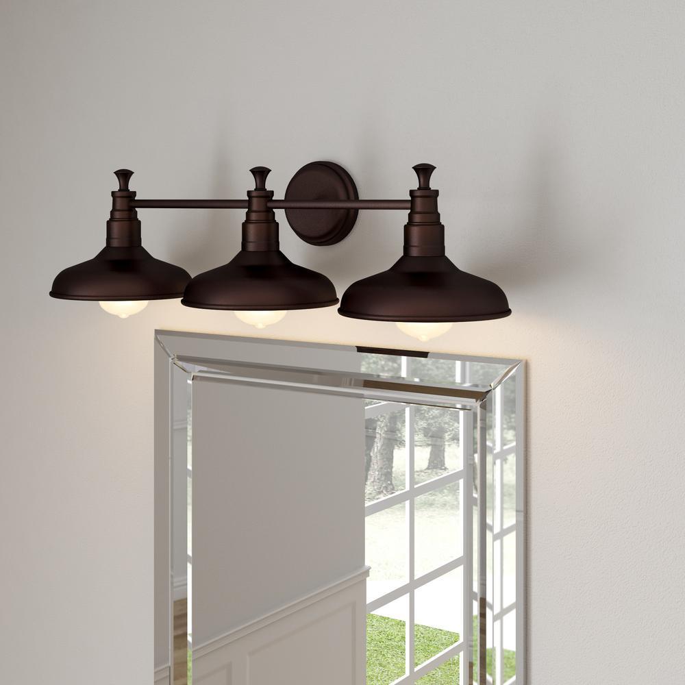 barn vanity lighting lighting the
