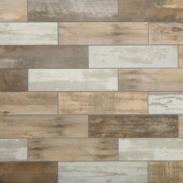 Wood   Tile   Flooring   The Home Depot Montagna Wood