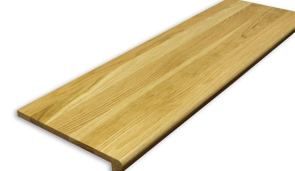 Stairtek 625 In X 11 5 In X 36 In Prefinished Natural | 36 Carpet Stair Treads