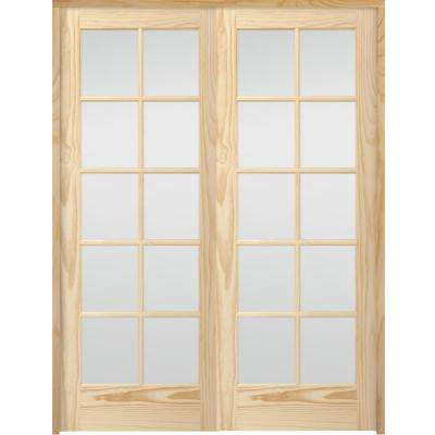 french doors interior wild country