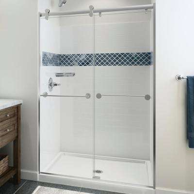 Shower Walls Amp Surrounds Showers The Home Depot
