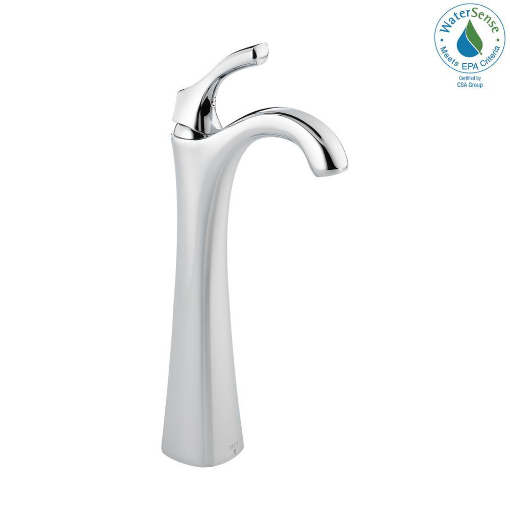 stainless steel bathroom sink faucet