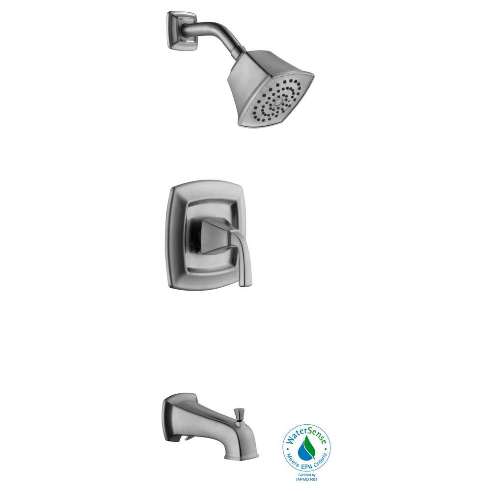 MOEN Banbury Single Handle 1 Spray Tub And Shower Faucet