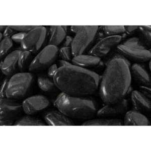 Landscape Rocks   Hardscapes   The Home Depot 0 25 cu  ft  0 5 in  to 1 5 in  20 lbs  Black