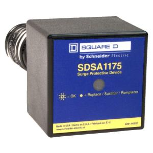 Square D 36 kA Single Phase Panel Mounted Type 1 Surge Protective DeviceSDSA1175  The Home Depot