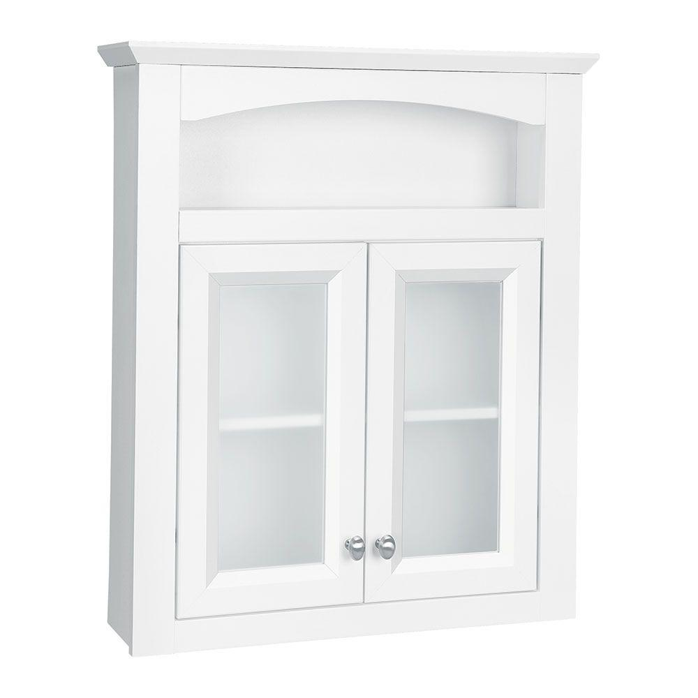 white - bathroom wall cabinets - bathroom cabinets & storage - the