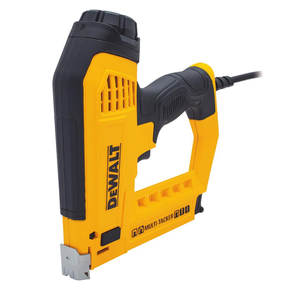 DEWALT 5 In 1 Multi Tacker And Brad Nailer DWHT75021 The