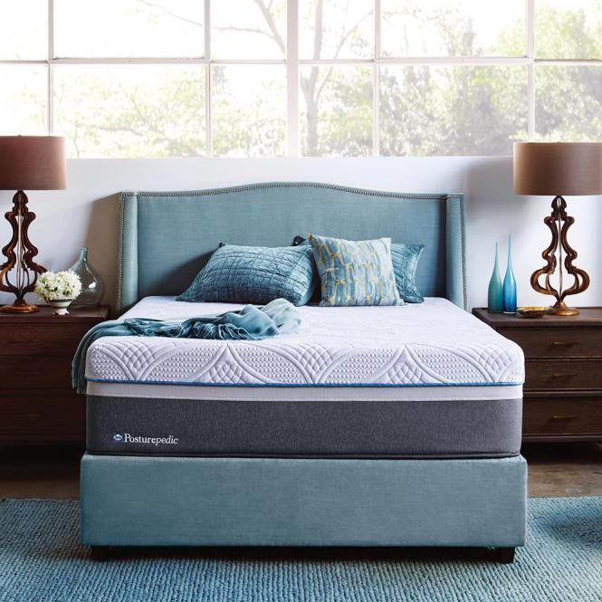 Sealy Hybrid Firm California King Size Mattress 51406462 The Home Depot
