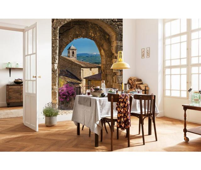 Internet  Komar Scenic Landscapes France Wall Mural
