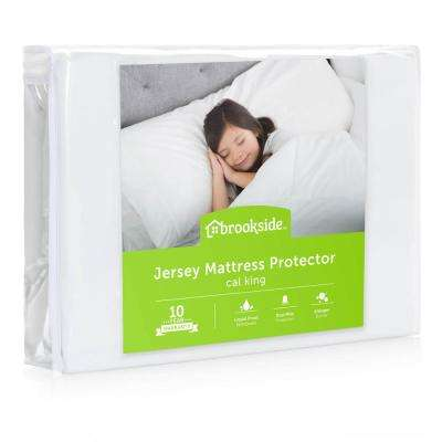 Soft Jersey Mattress Protector Waterproof And Dust Mite Proof Full Xl