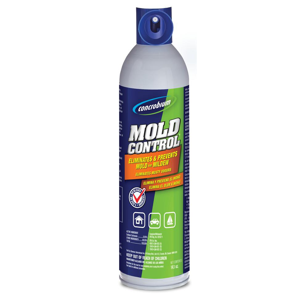 Antimicrobial Mold Mildew Removers Cleaning Supplies The Home Depot