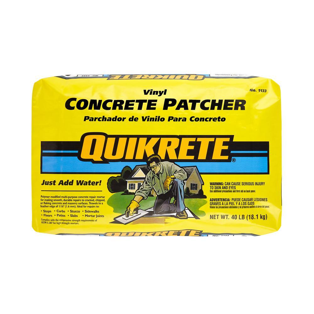 Quikrete Vinyl Concrete Patch