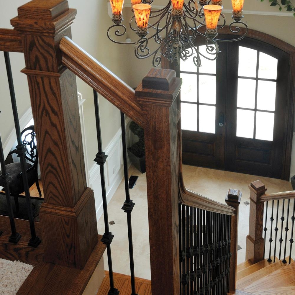 Stair Parts 1 2 In Matte Black Metal Knuckle Fitting I345B 000   Home Depot Metal Balusters   Cedar   Rubbed Bronze   Wrought Iron Balusters   Staircase   Spindles