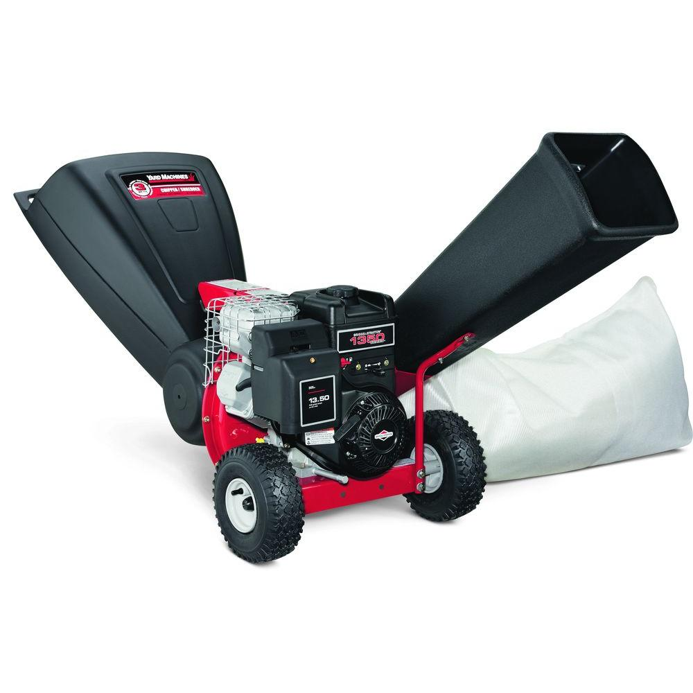 Yard Machines Electric Chipper Shredder