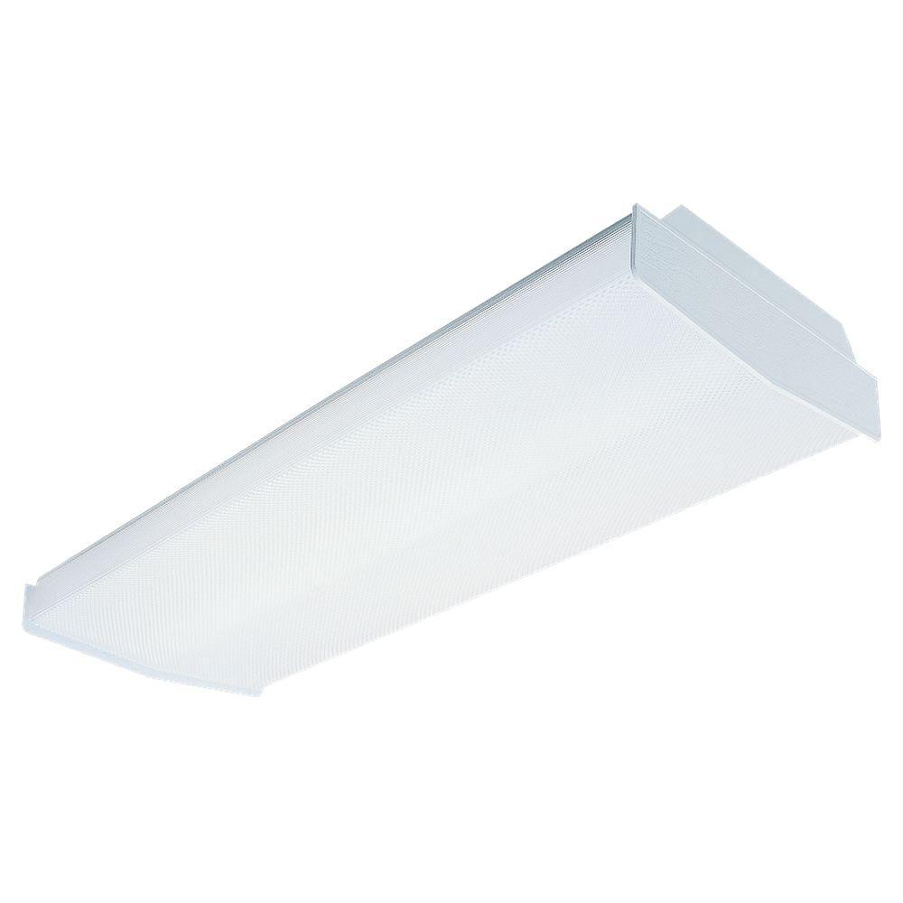 Fluorescent Light Fixtures Home Depot