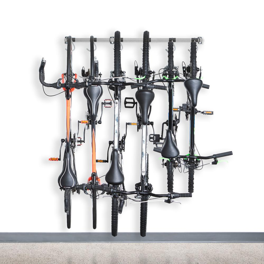 garage bike rack home depot online