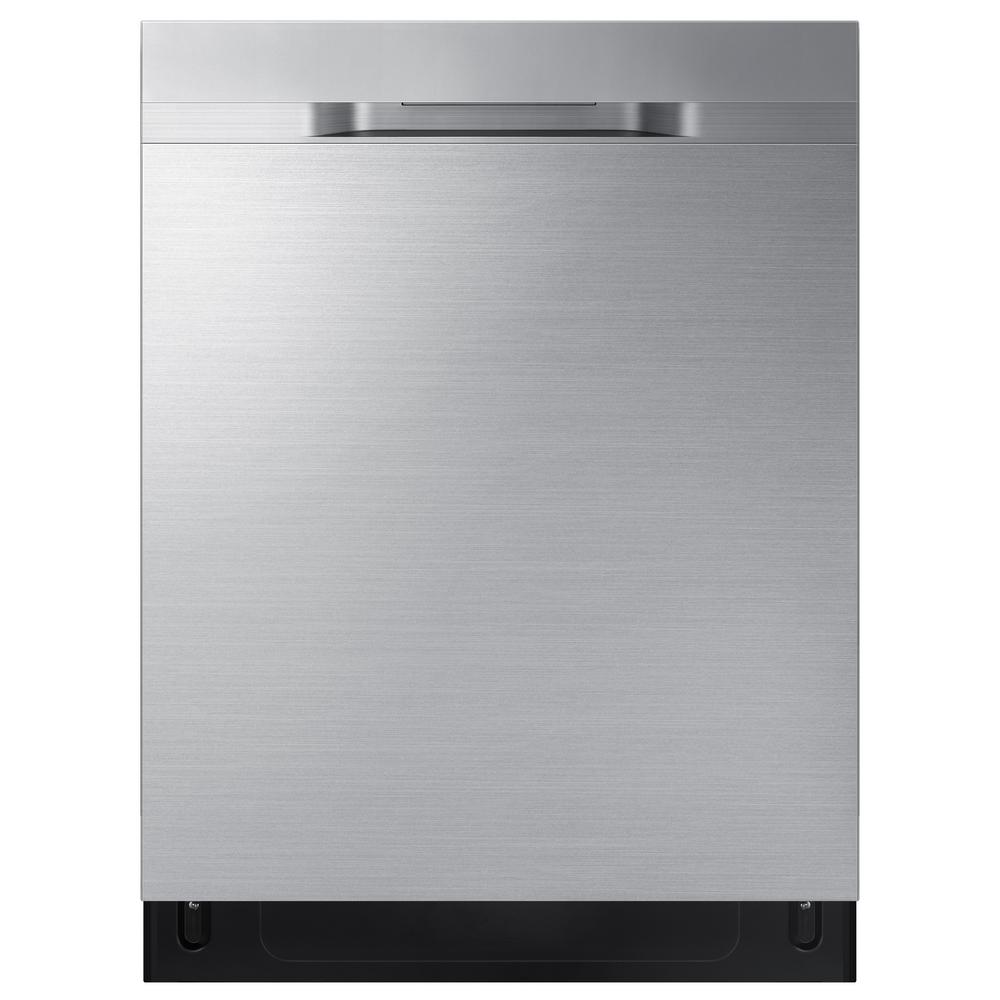 Samsung 24 In Top Control Stormwash Tall Tub Dishwasher In