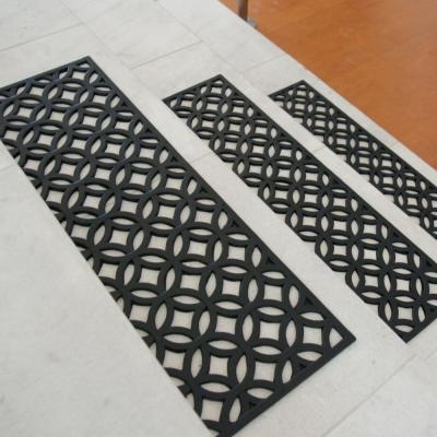 Rubber Stair Tread Covers Rugs The Home Depot | Rubber Treads For Outdoor Steps | Non Slip | Diamond Plate | Rubber Cal | Recycled Rubber | Rubber Matting