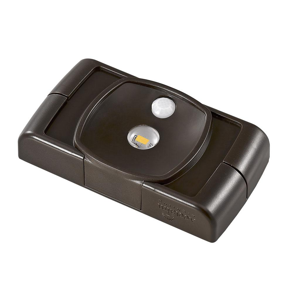 Home Depot Battery Spotlight