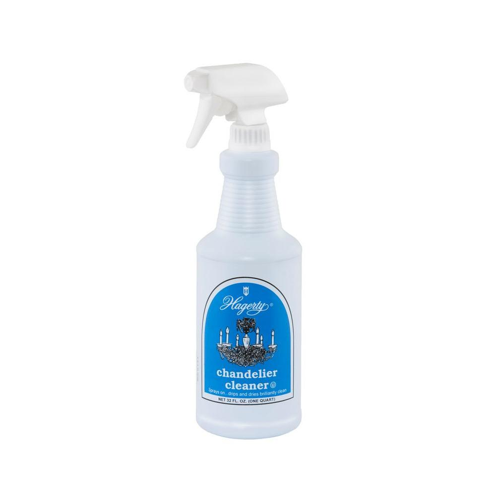 Hagerty 32 Fl Oz Chandelier Cleaner 91320 The Home Depot