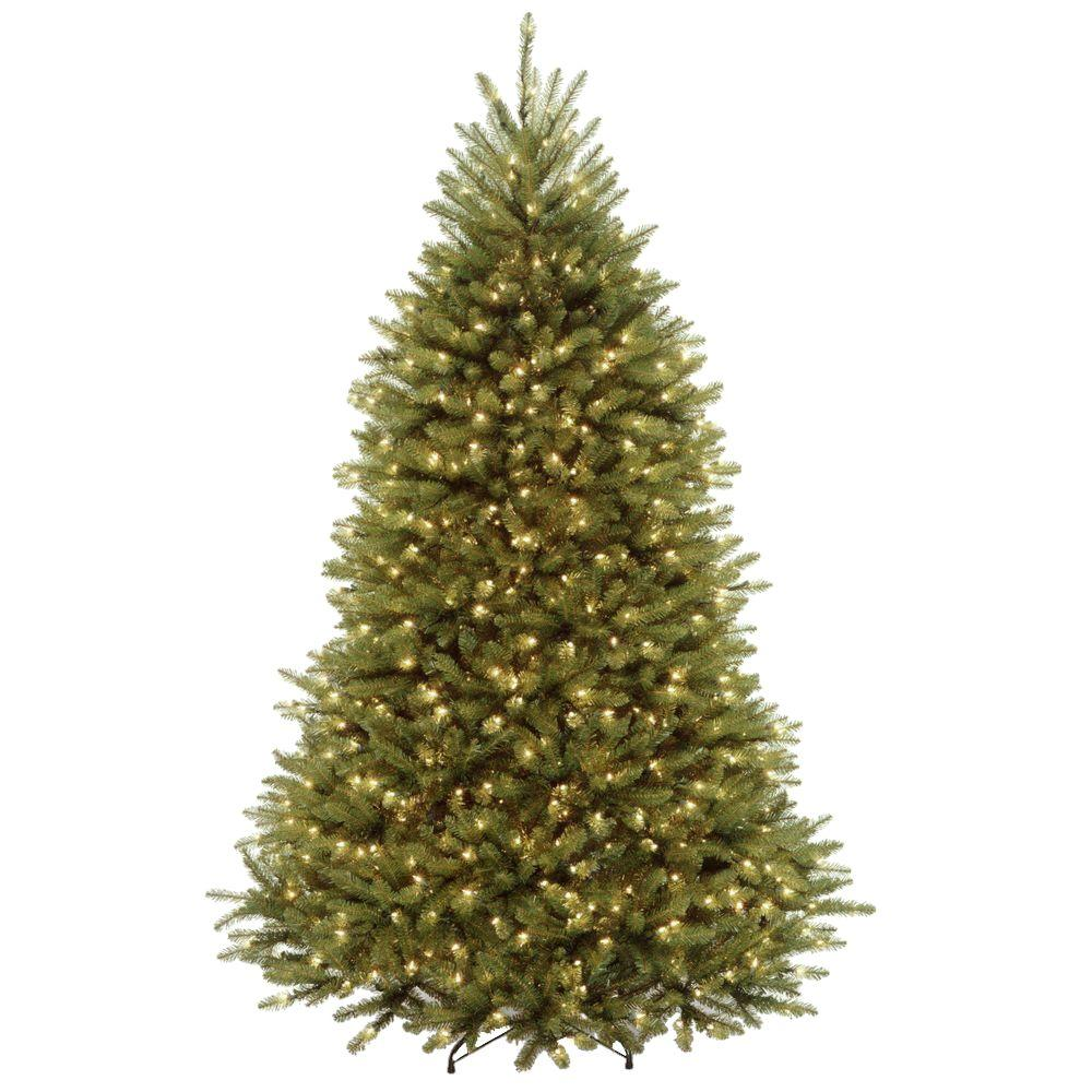 65 Ft Dunhill Fir Artificial Christmas Tree With 650