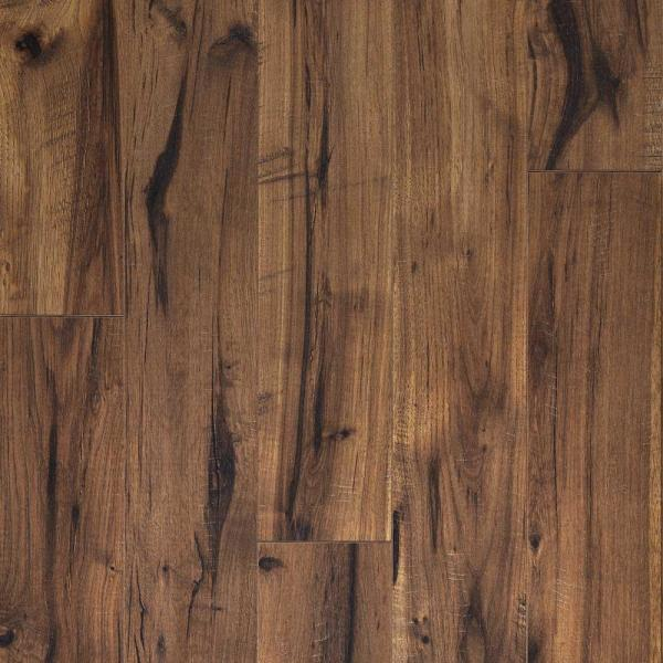Pergo XP Creekbed Hickory 8 mm Thick x 5 7 32 in  Wide x 47 1 4 in     Pergo XP Creekbed Hickory 8 mm Thick x 5 7 32 in  Wide