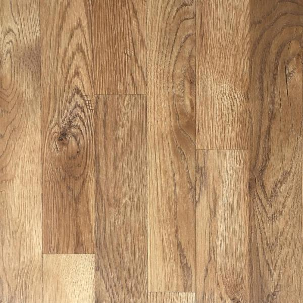 TrafficMASTER Ember Oak 7 mm Thick x 7 to 2 3 in  Wide x 50 to 4 5     TrafficMASTER Ember Oak 7 mm Thick x 7 to 2 3 in  Wide x