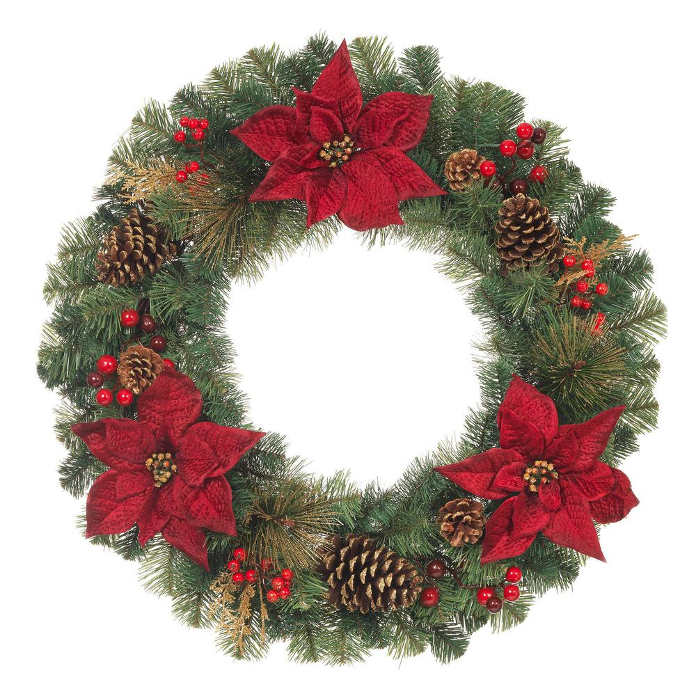 Home Accents Wreath