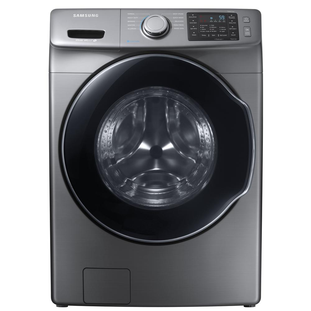 Samsung 5 Energy High Ft Platinum 4 Top Cu Star Efficiency Washer Load