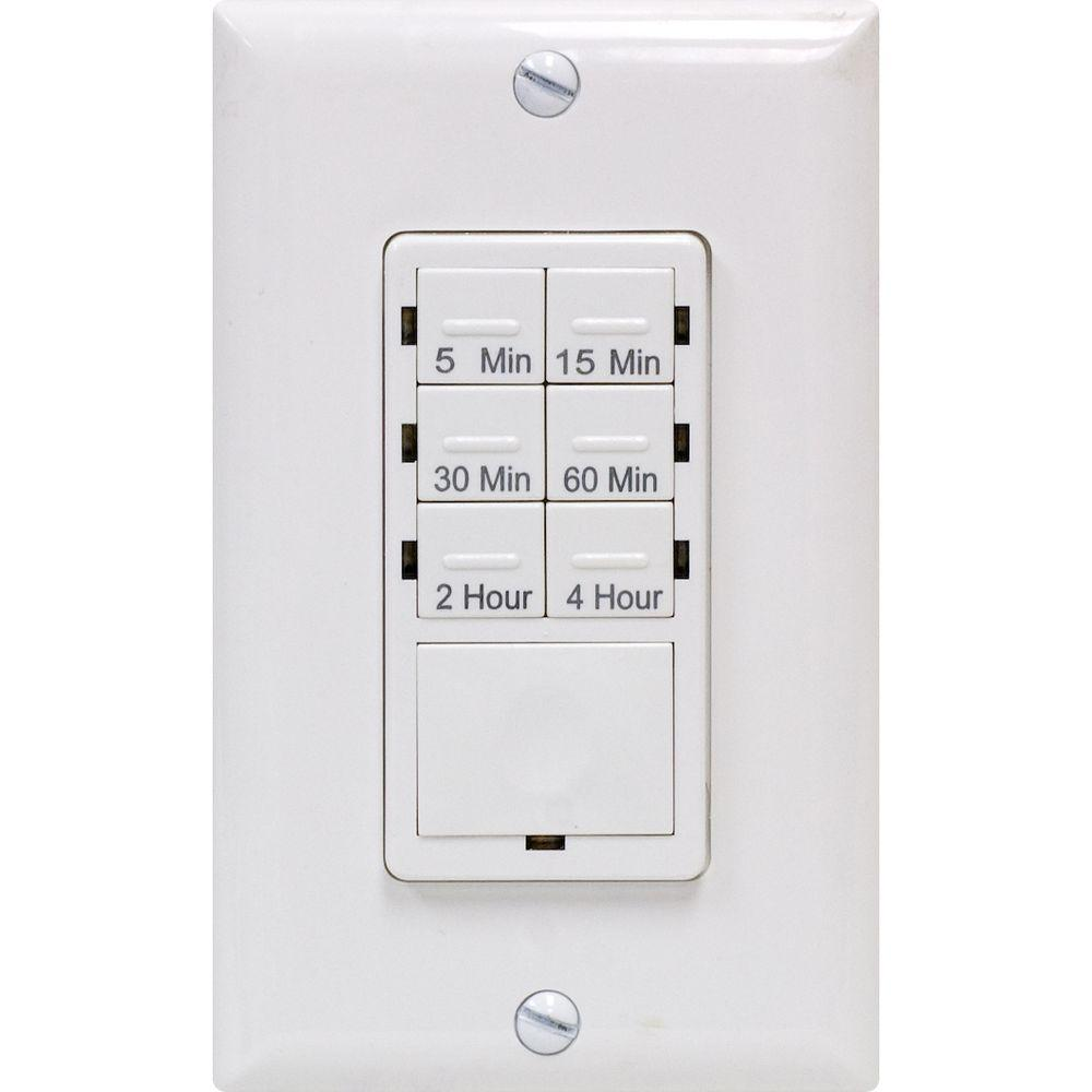 ge in-wall digital countdown timer-15318 - the home depot