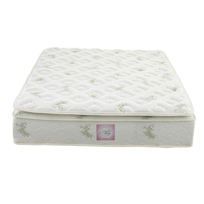 Signature Sleep 13 Queen Medium To Firm Independantly Encased Coil Mattress