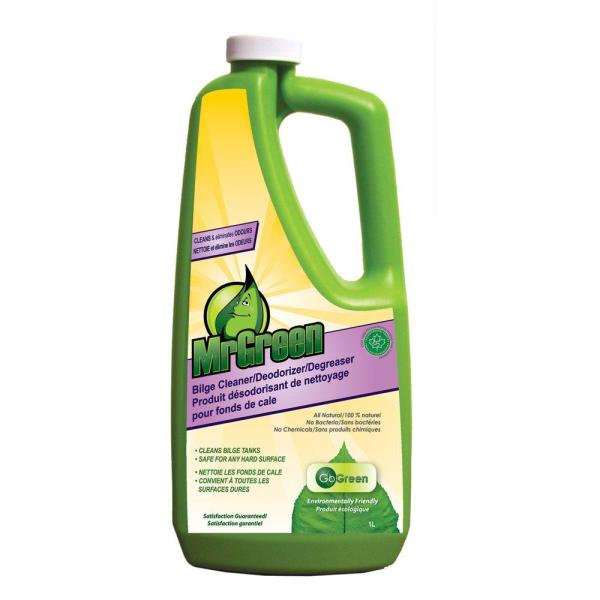 MrGreen 34 oz  Bilge Deodorizer and Degreaser 3300101   The Home Depot Bilge Deodorizer and Degreaser