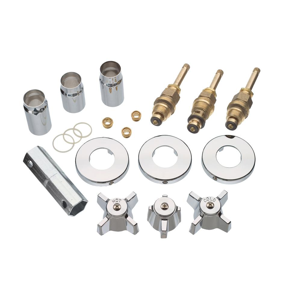 DANCO TubShower Remodeling Kit For Sterling Valve Not Included 39621 The Home Depot